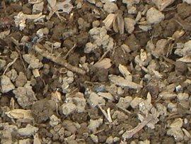 団粒構造の土